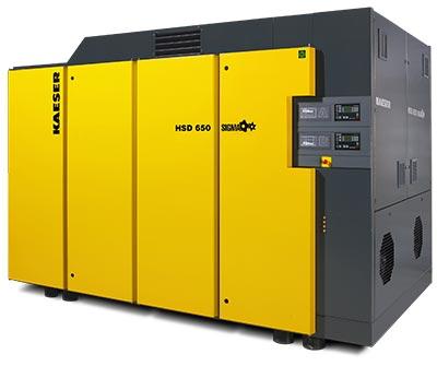 Kaeser HSD650 Rotary Screw Compressor