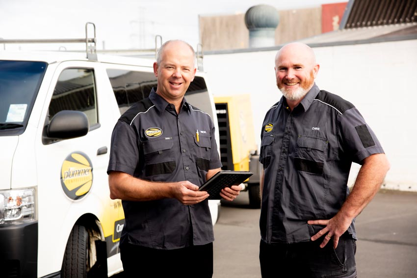 About Plummer Compressors Auckland
