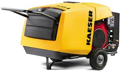 kaeser m17 portable fibre air compressor - plummer compressors