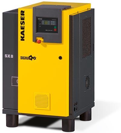 Kaeser sx rotary screw compressor - plummer compressor