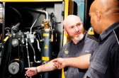 Training staff - nitrogen generator