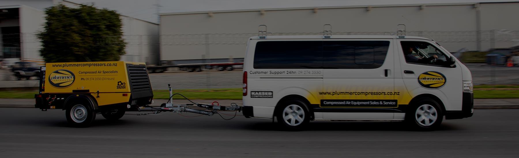 Plummer Compressors - Service & Maintenance