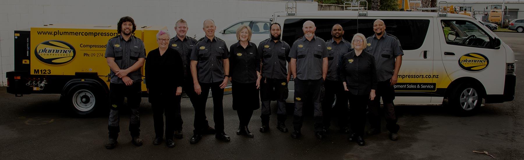 Plummer Compressors - Team
