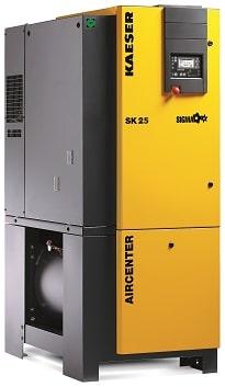 plummer compressors - kaeser sk25 Aircenter compressor